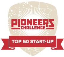 Pioneers Top 50 Startup